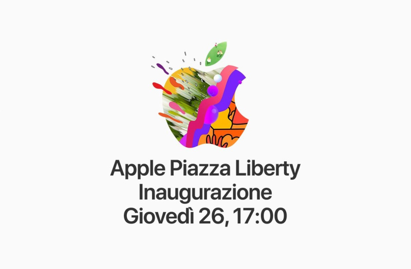 6 Apple Piazza Liberty