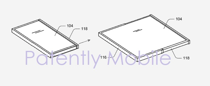 6 msft expandable smartphone frame