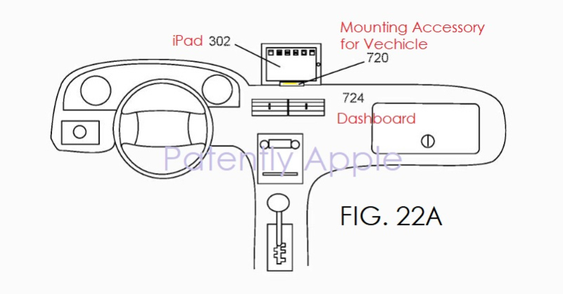1 X Cover  Granted patent for Magnetic attachement for vechicle dashboard to hold iDevice July 31st 2018