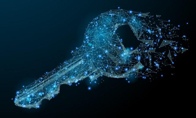 1 X Cover broken encryption