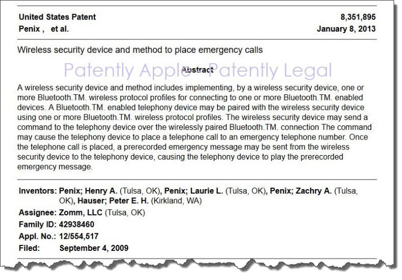 2 Final x Zomm patent '895