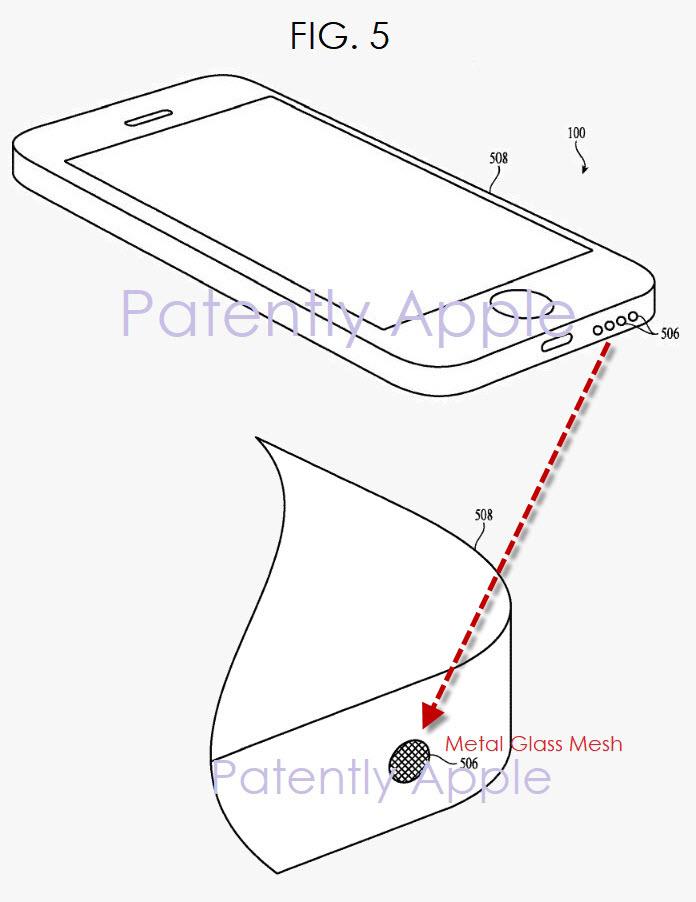 3X2  liquid metal part of iphone