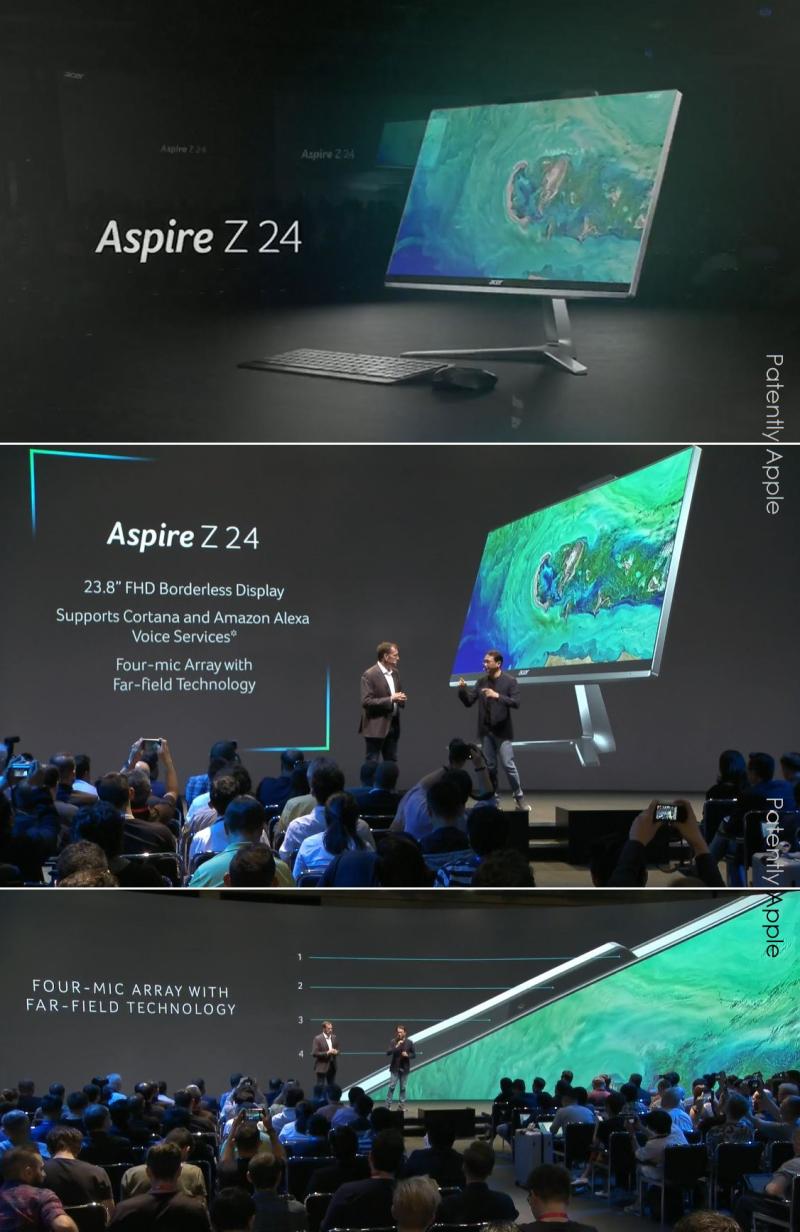 3 Acer Aspire z 24 AIO desktop