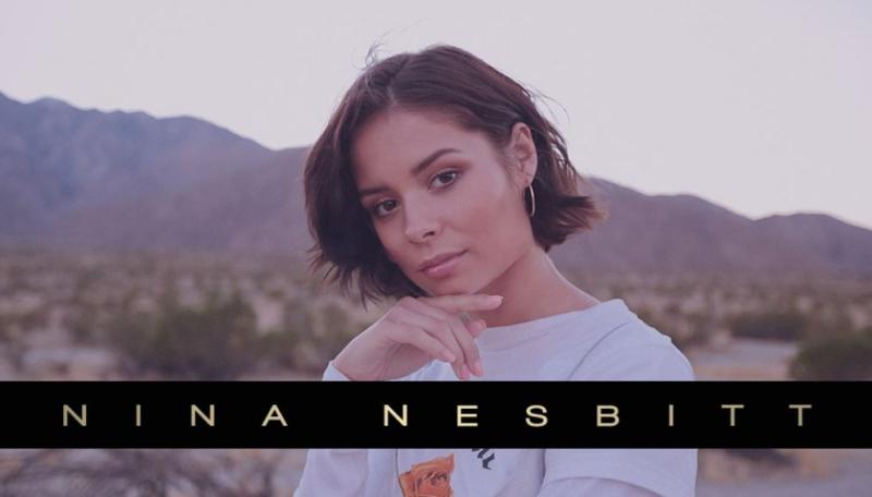 2 Nina Nesbitt's new look for new single