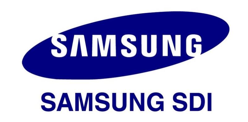 1 x cover samsung sdi logo