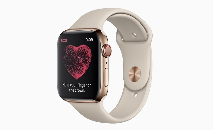 2 apple watch series for with ecg - ekg