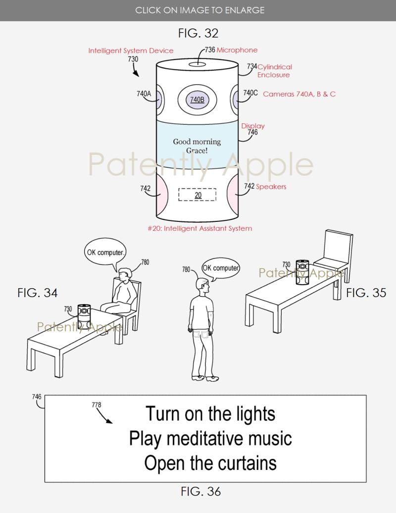 3 Microsoft patent figures 32  34  35 & 36