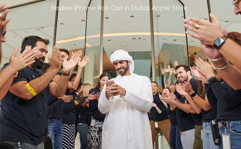 1 X Cover  iPhone XS rollout in Dubai