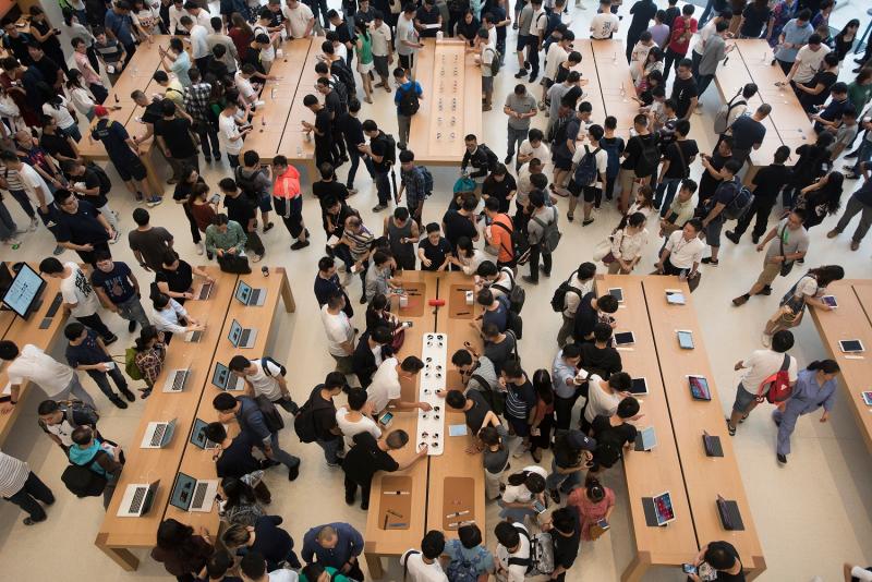 5 X - Suzhou-Apple-Store