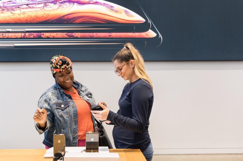 9.2 New York Apple Store 2018 sept