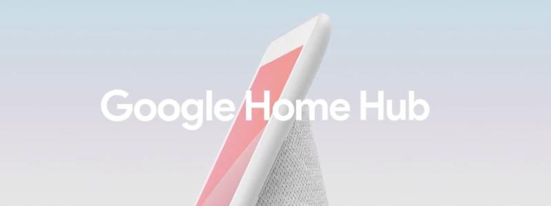 5 GOOGLE HOME HUB