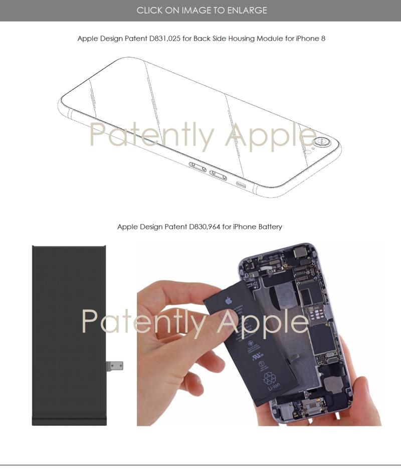 4 Apple design patents oct 16  2018