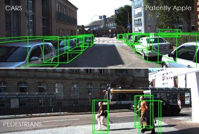 2 x APPLE MACHINE LEARNING BIKES AND PEDESTRIANS