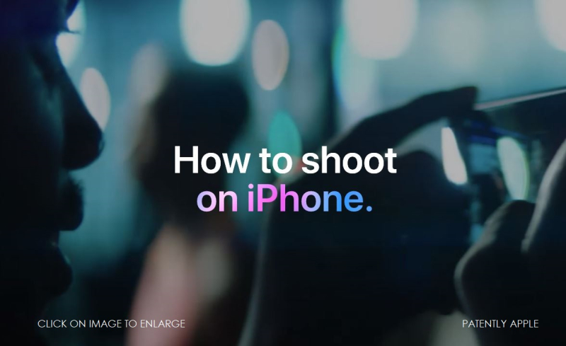 2 x HOW TO SHOOT ON IPHONE
