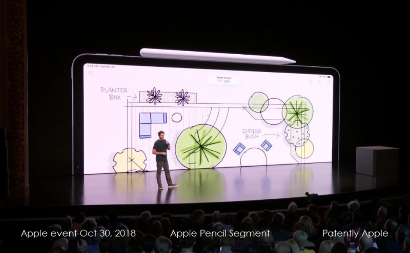 6. Apple Pencil wireless charging
