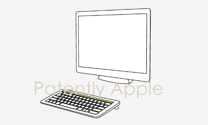 1 cover mac with biometric authentication patent figure