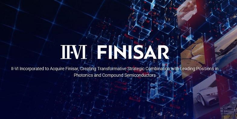 1 X cover II-VI acquires Finisar