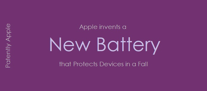 1 X Cover Apple invents new battery