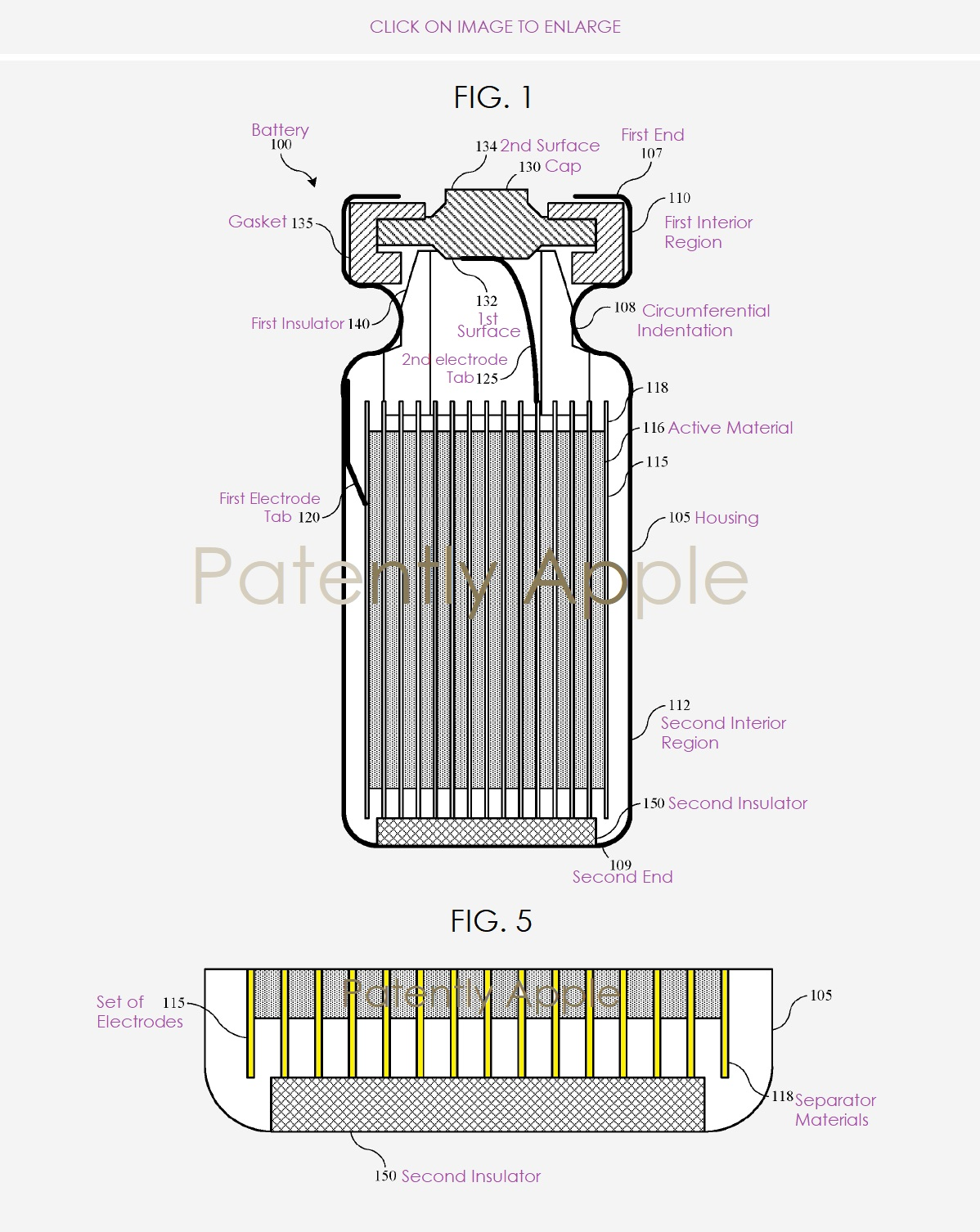 Apple invents a next-gen Battery Design to better protect