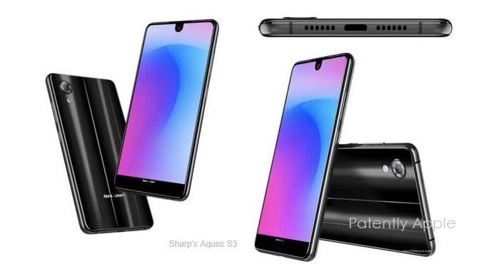1 X cover Sharp Aquos S3 smartphone