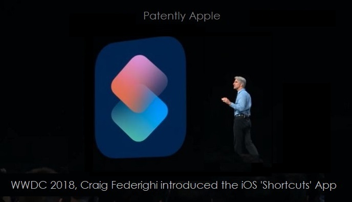 1 X Cover jp - Shortcuts Apple introduced with iOS 12  Patently Apple TM report  Nov 19  2018
