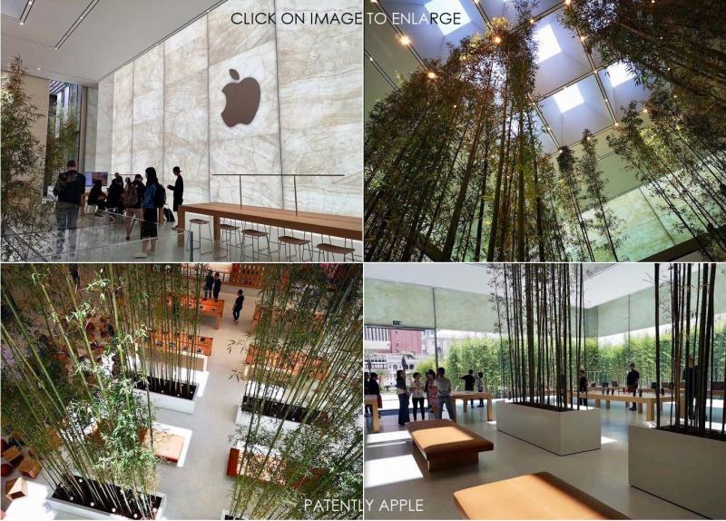 3 X apple store