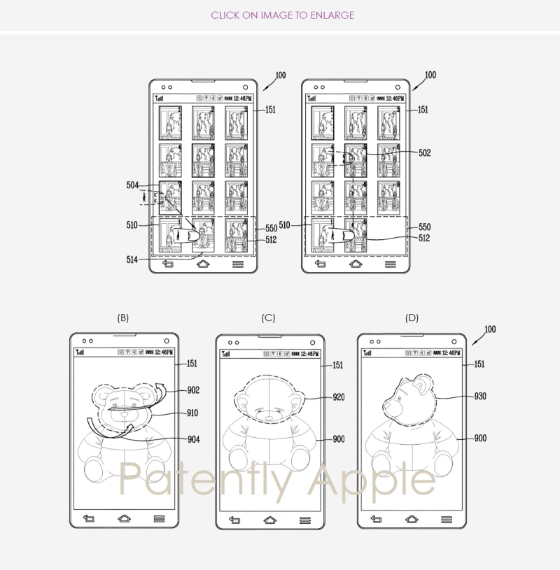 4 LG PATENT FOR 16 LENS CAMERA SYSTEM FOR FUTURE SMARTPHONE