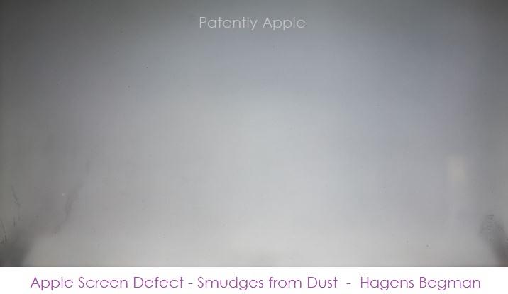 2 apple screen defect photo Hagens berman
