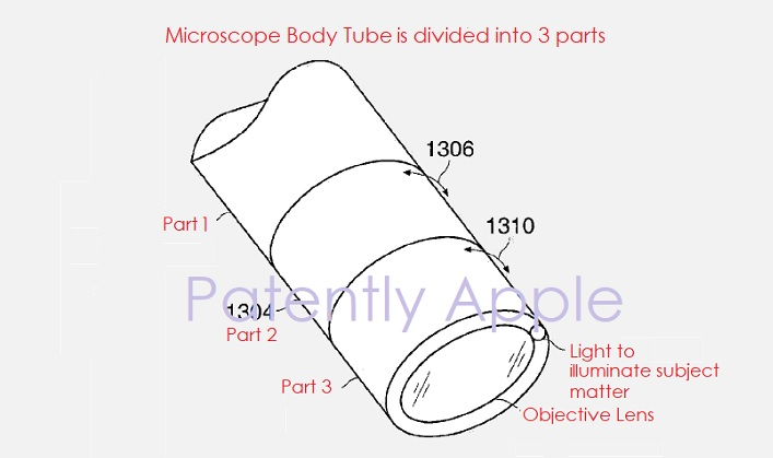 1 COVER APPLE MICROSCOPE ACCESSORY + INDUCTIVE CHARGING PATENT