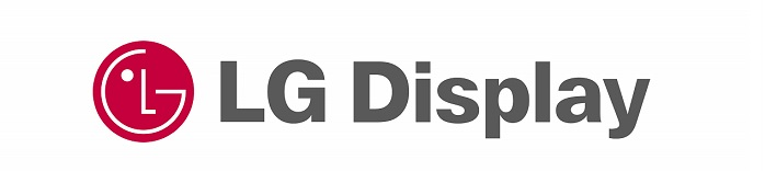 1 X LG DISPLAY LOGO