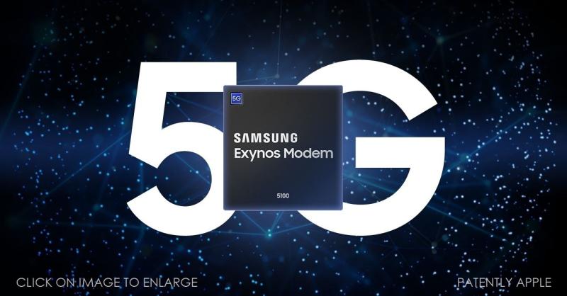 5 X Samsung 5100 Exynos Modem image