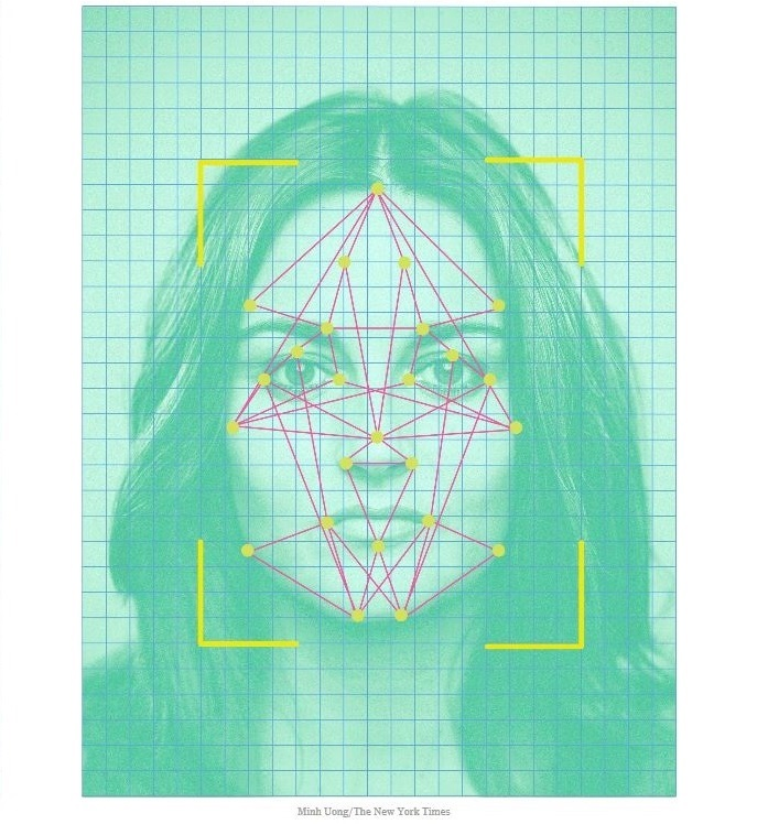 6  X NYT IMAGE FACEBOOK FACIAL RECOGNITION REPORT