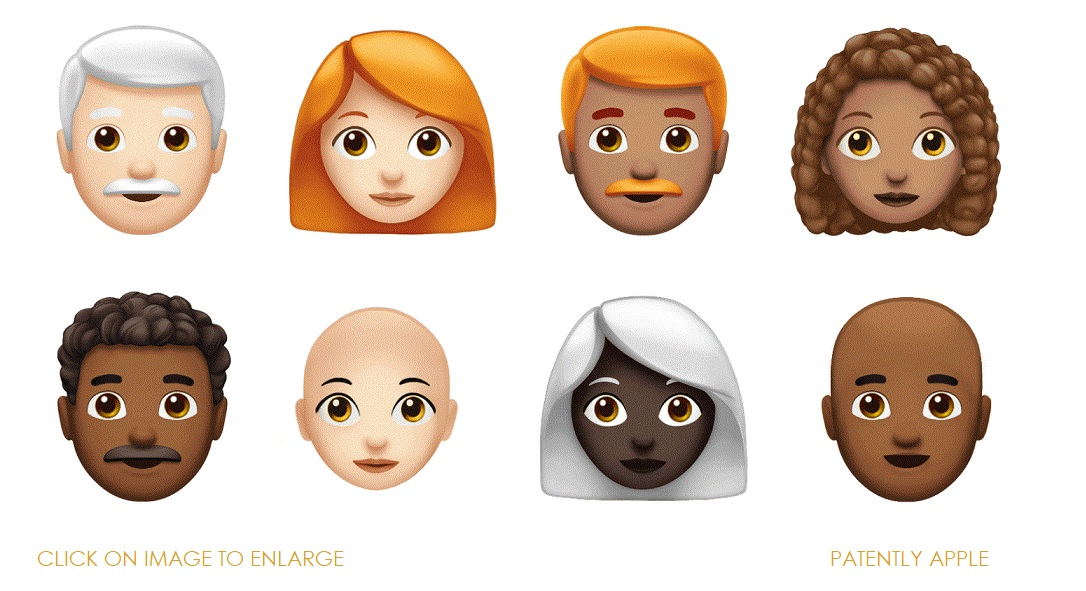 Apple announces new Unicode 11.0 Emoji Characters & More