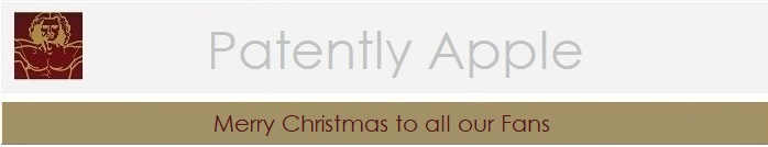 3 - Patently Apple  Merry Christmas banner