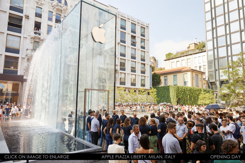 1 X COVER - apple-milan-piazza-liberty_piazza-outdoor-que JULY 26  2018