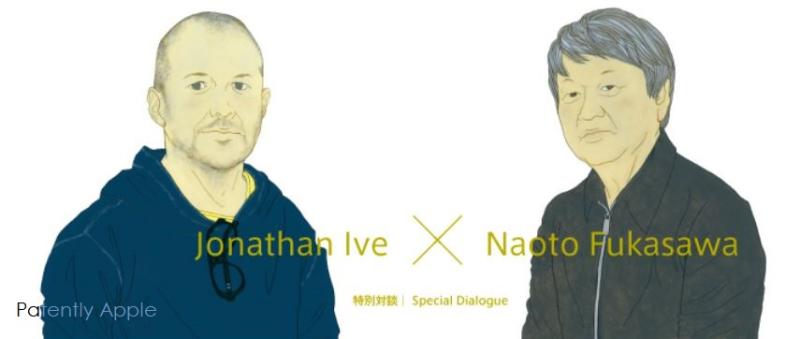 1 X - Cover Jony Ive and Naoto Fukasawa