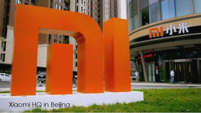 3 X - - Xiaomi HQ Beijing