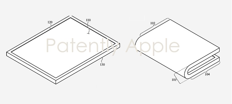 1 X 2 cover - Apple foldable iDevice patent - aug 2  2018 - Patently Apple report