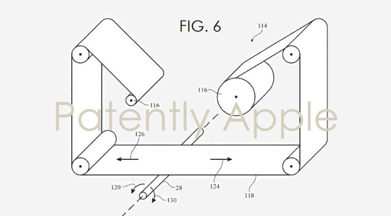 1 Cover Fabric Strand equipment  Apple patent  Patently Apple blog report Jan 8  2019