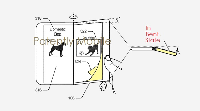 1 cover - Msft patent application report for a dual display smartphone