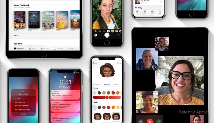 1 X cover wwdc group facetime