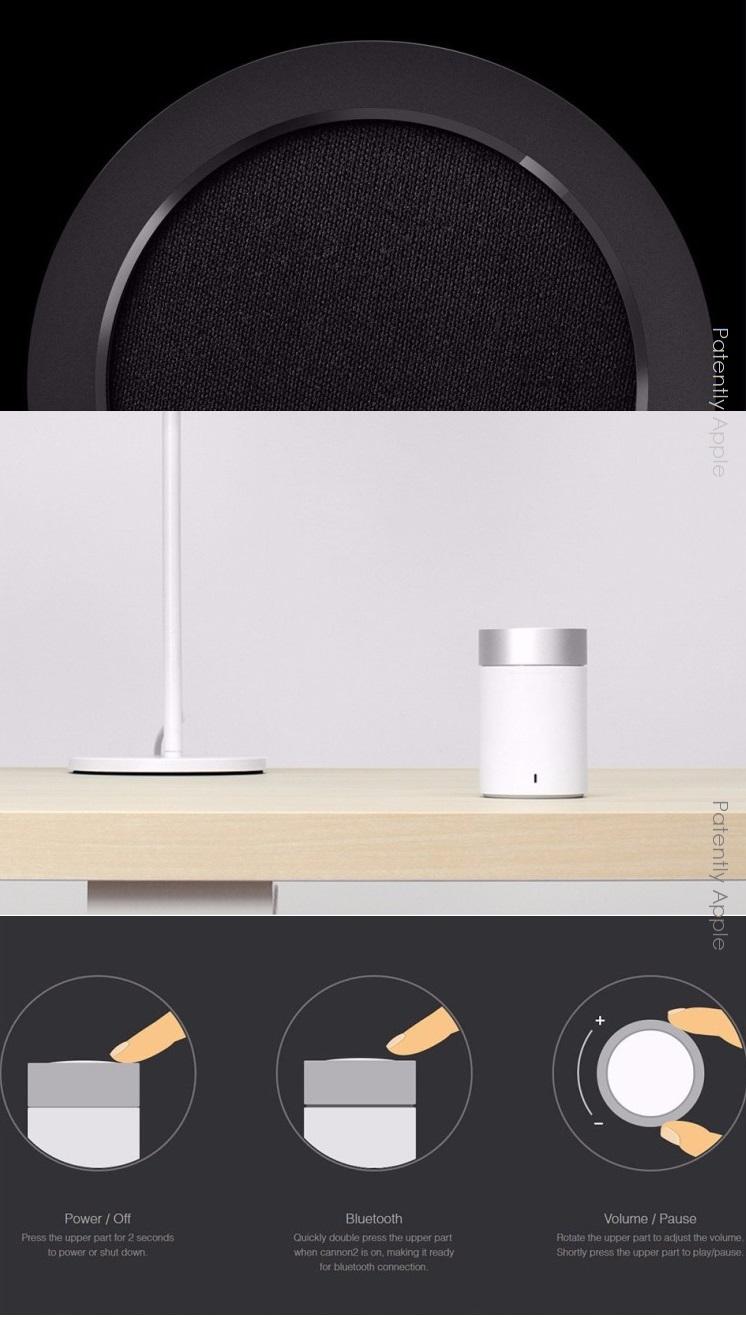 3 Xiaomi smart speaker
