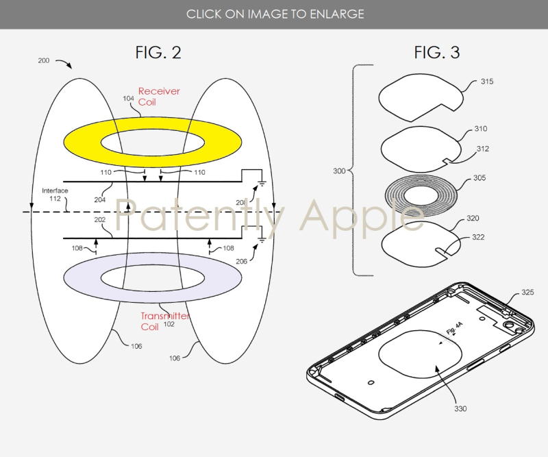 4 Inductive Module patent  FIGS 2 AND 3  PATENTLY APPLE REPORT AUG 19  2018