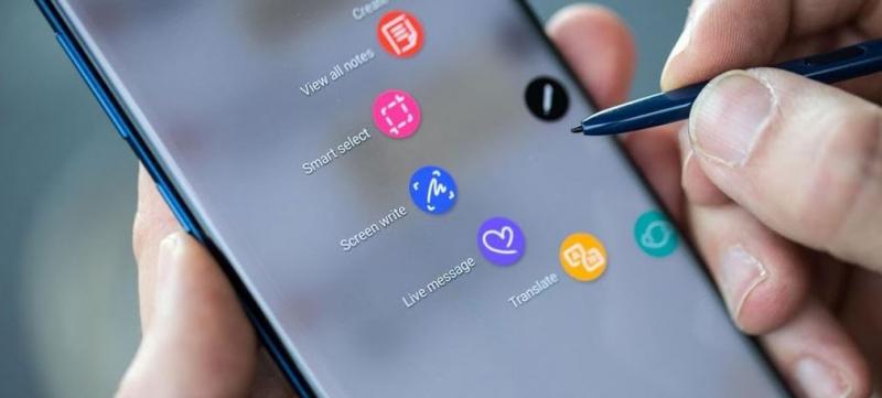 2 Note S Pen Apps