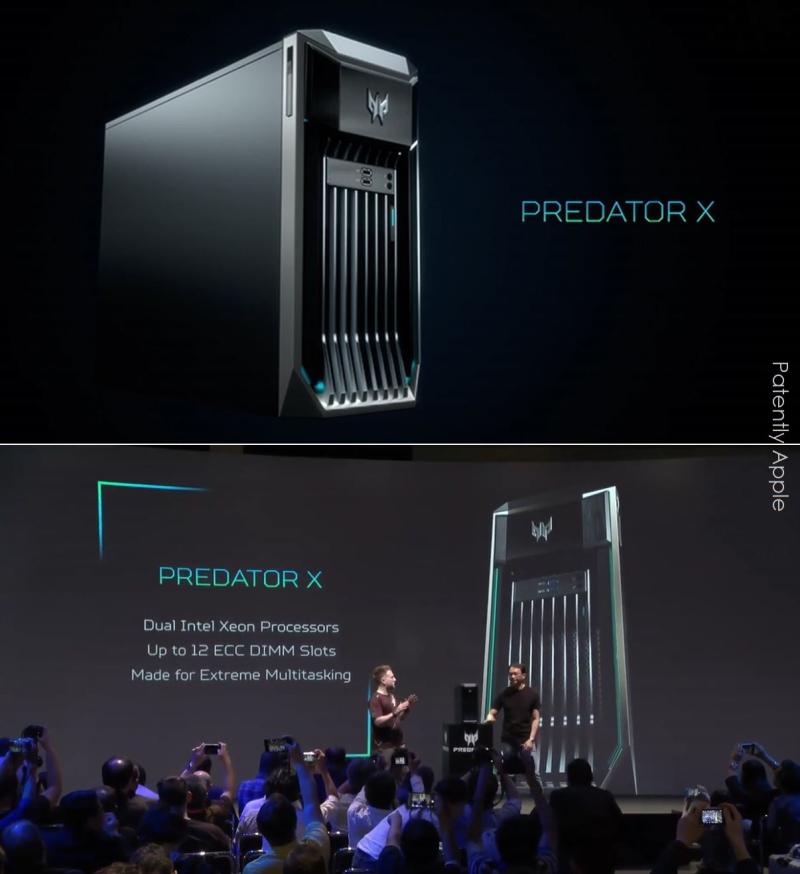 7 Predator desktop Acer