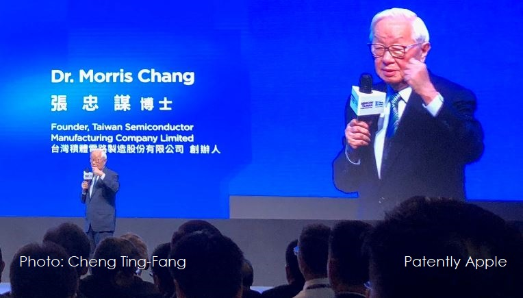 1 X  cover Dr. Chang keynote in tradeshow