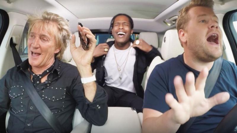 2 rod stewart carpool Karaoke