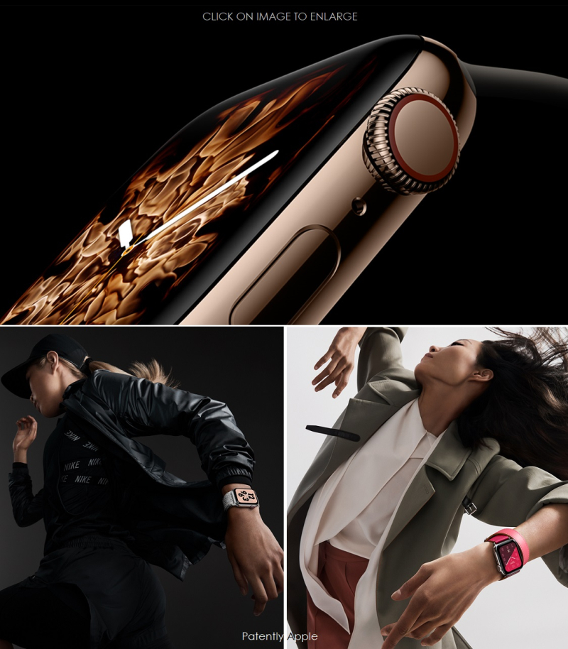 4X APPLE WATCH SERIES 4 IMAGERY
