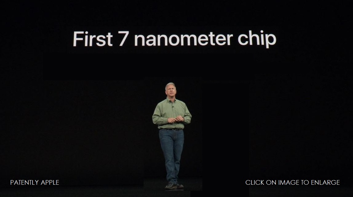 Apple's new iPhones use Souped Up 7nm Processors from TSMC