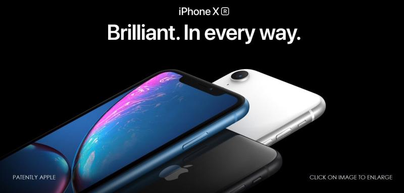 3x iPhone XR